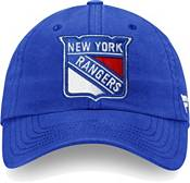 NHL Men's New York Rangers Core Blue Adjustable Hat product image