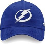NHL Men's Tampa Bay Lightning Primary Logo Blue Adjustable Hat product image