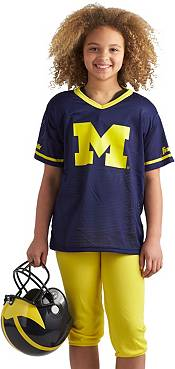 Franklin Michigan Wolverines Deluxe Uniform Set product image