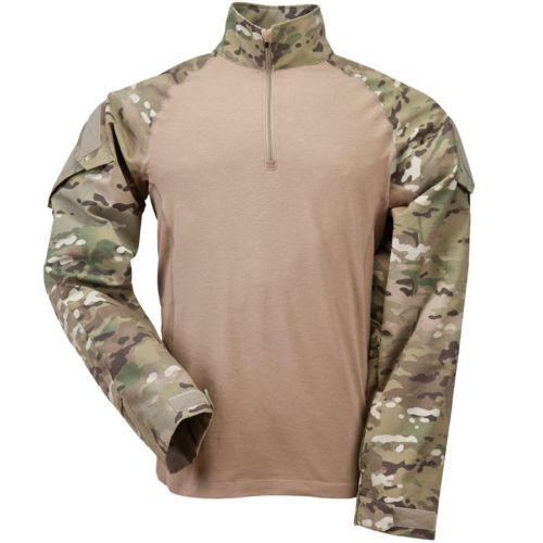da0f3f910 5.11 Tactical Men's MultiCam TDU Rapid Assault Long Sleeve Shirt ...