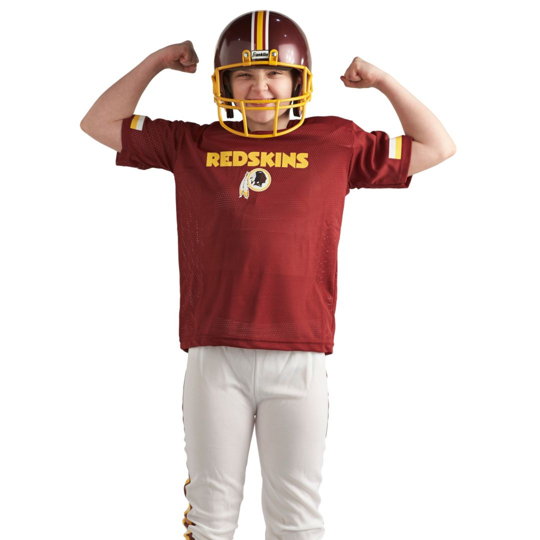 huge selection of 88e09 d22d8 Franklin Washington Redskins Youth Deluxe Uniform Set