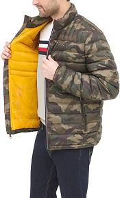 Tommy Hilfiger Men's Packable Logo Quilted Down Jacket product image