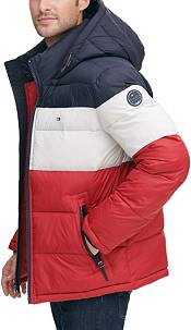 Tommy Hilfiger Men's Hooded Puffer Jacket product image