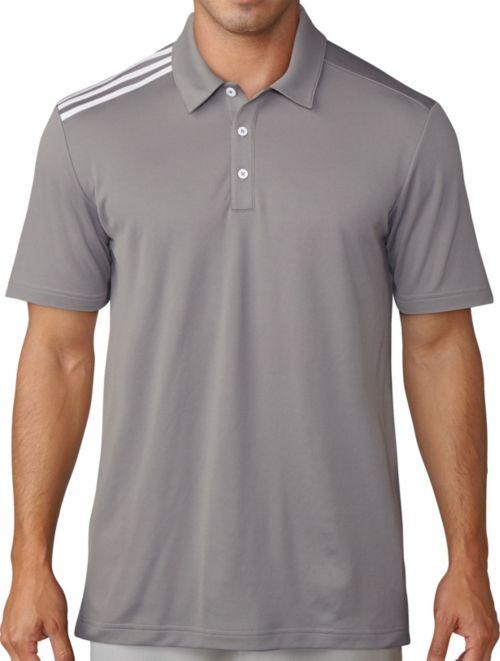 8b4785f8 adidas Men's climacool 3-Stripes Golf Polo. noImageFound. Previous