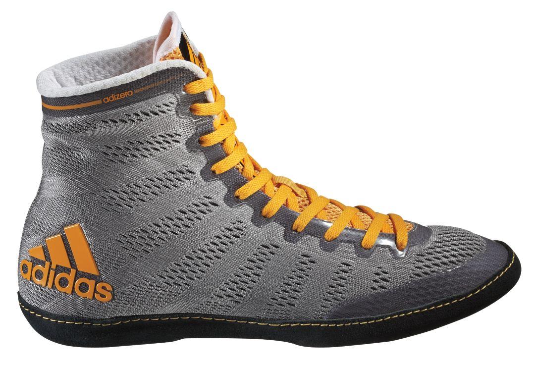 Wrestling Shoes adidas adiZero Varner WhiteNavyRed by
