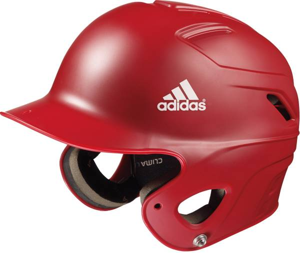 adidas OSFM Matte Triple Stripe Batting Helmet product image