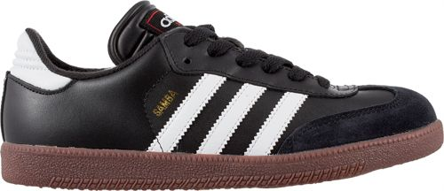 5a618c3f89b adidas Kids  Samba Classic Indoor Soccer Shoes