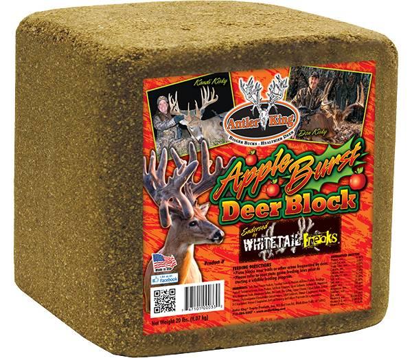 Antler King Apple Burst Block Deer Mineral product image