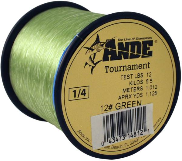 Ande Tournament Monofilament Fishing Line product image