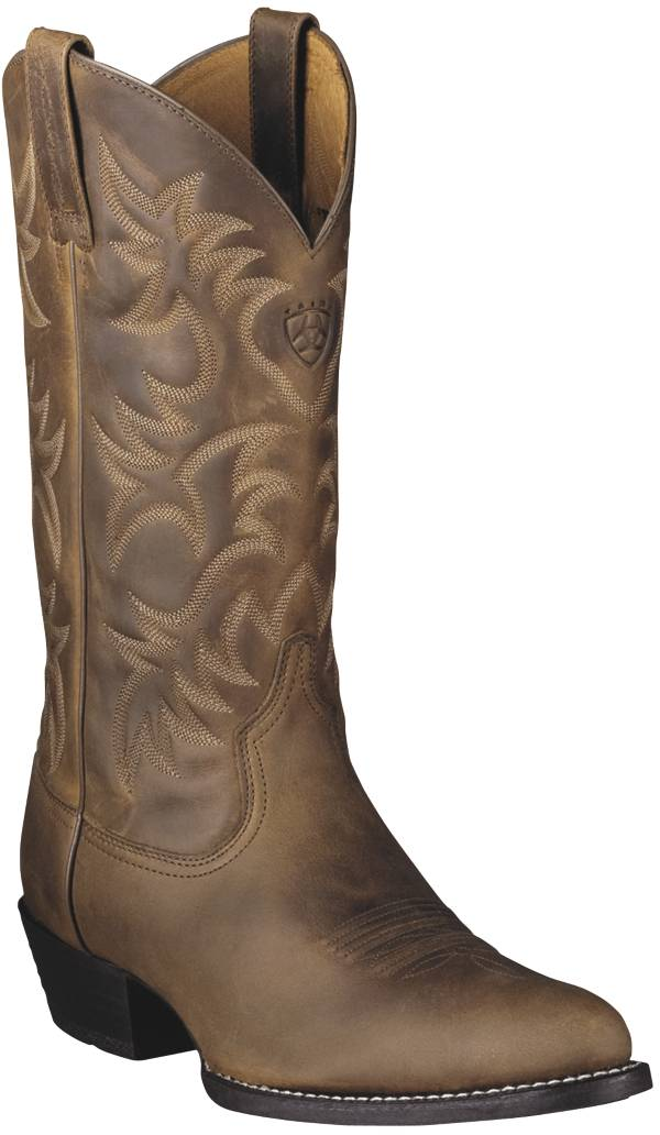 Ariat Men's Heritage Western R Toe Boots product image