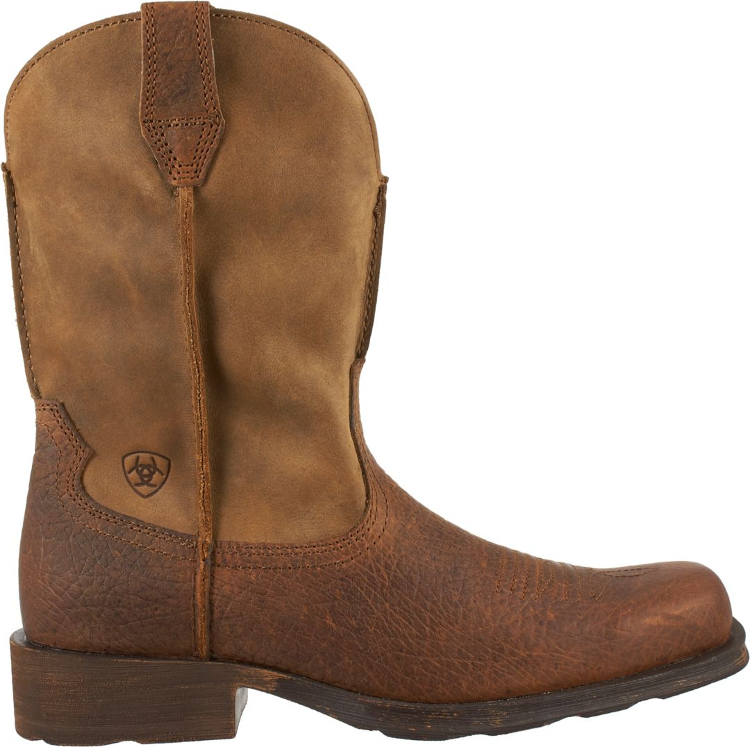 top-rated original best place for closer at Ariat Men's Rambler 11'' Western Boots