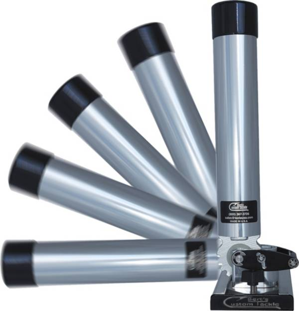 Bert's Custom Tackle Aluminum Fishing Rod Holder product image