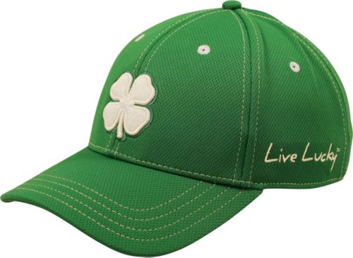 348f33d0fbf14 Black Clover Men s Premium Clover Golf Hat