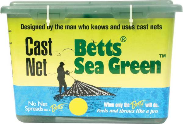 Betts Sea Green Cast Nets product image