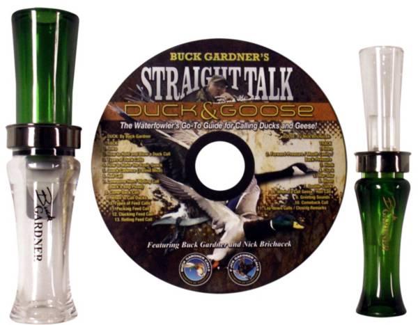 Buck Gardner Mallard Canada Combo w/DVD - Duck & Goose Call product image