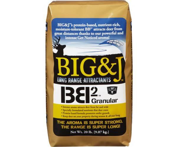 Big & J BB2 Granular Long Range Deer Attractant product image