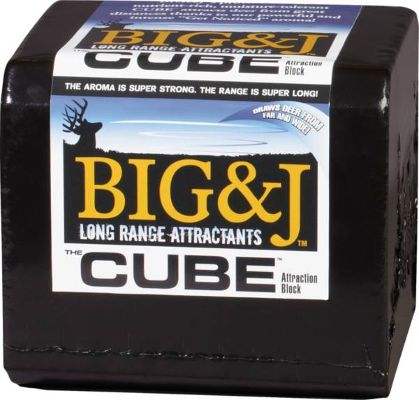 Big & J Cube Long Range Deer Attractant product image