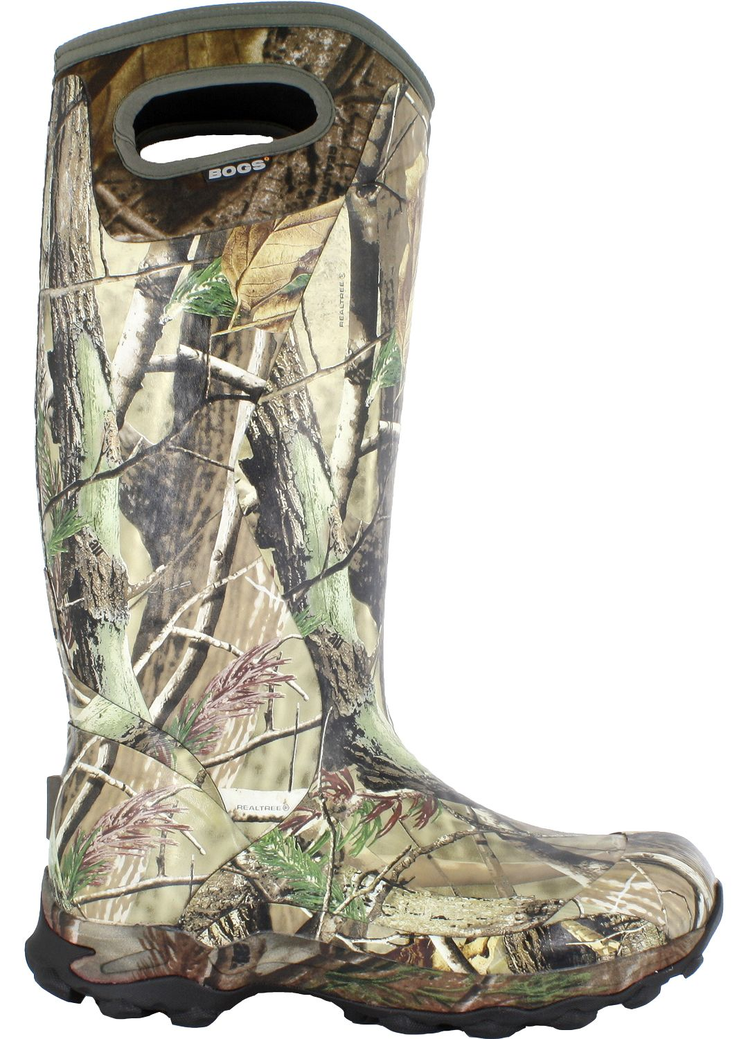 super cute c0eb6 17c96 BOGS Men s Realtree Bowman Rubber Hunting Boots   DICK S Sporting Goods