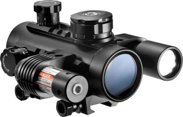 Barska 1x30 Sight with Flashlight and Laser product image
