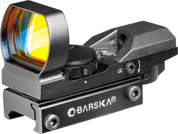 Barska 1x22x33 Multi-Reticle Electro Sight product image