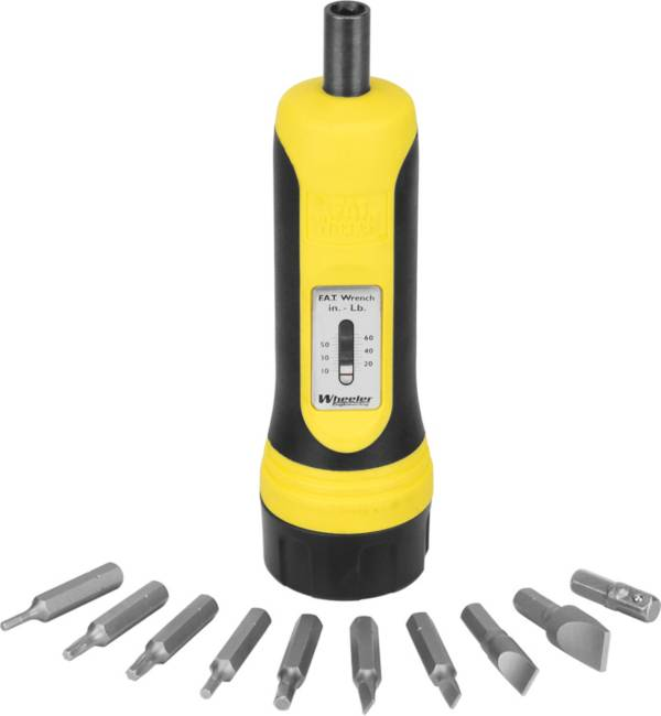 Wheeler Engineering Fat Wrench With 10 Bit Set product image