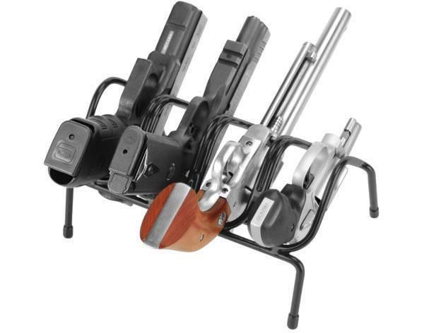 Lockdown 4-Gun Handgun Rack product image