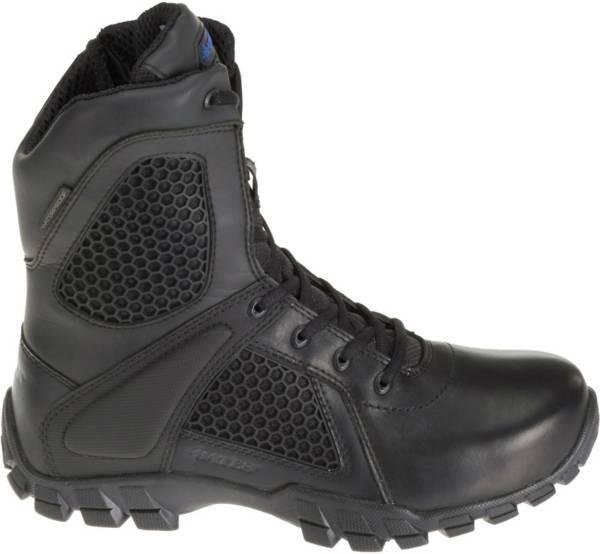 """Bates Men's Strike 8"""" Waterproof Side Zip Work Boots product image"""