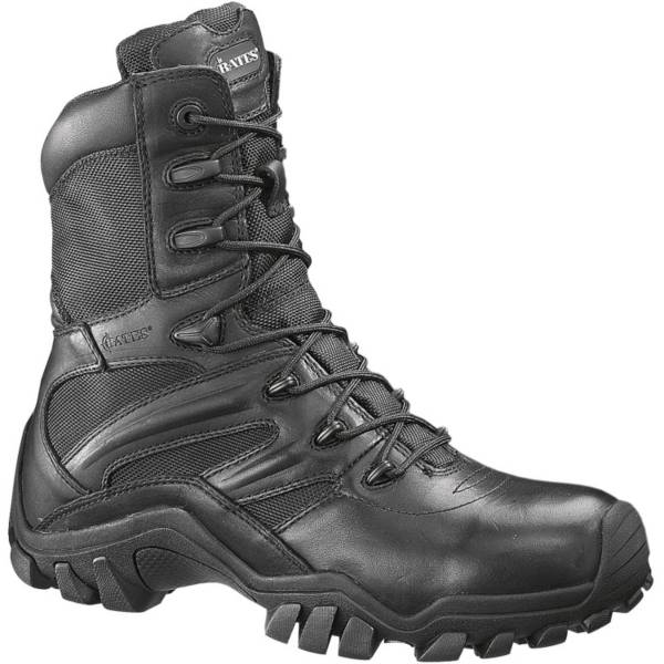 "Bates Men's Delta 8"" Side Zip Work Boots product image"