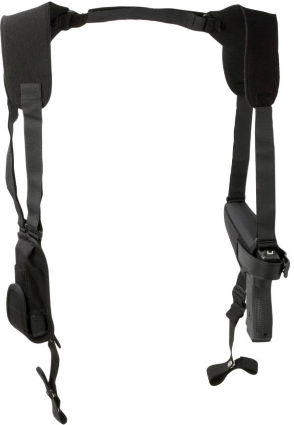 Uncle Mike's Pro-Pak Ambidextrous Horizontal Shoulder Holsters product image