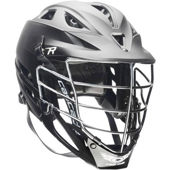 Cascade R Matte Lacrosse Helmet w/ Chrome Mask product image