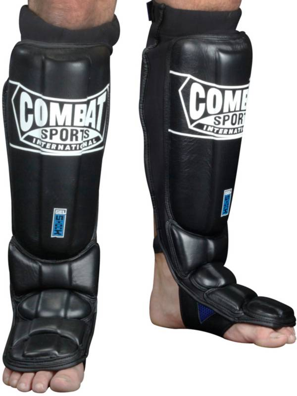 Combat Sports Gel Shock Pro-Style Grappling Shin Guards product image
