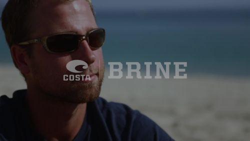 06147a711f Costa Del Mar Men s 580P Brine Tort Polarized Sunglasses