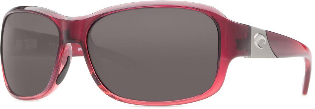 a897e40d37a4 Costa Del Mar Women's Inlet 580 Polarized Sunglasses | DICK'S ...