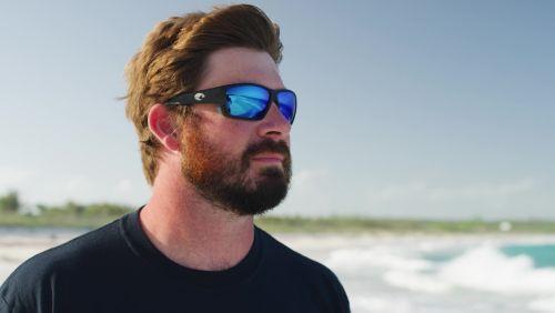 73cc0fae41 Costa Del Mar Men s Tuna Alley Polarized Sunglasses