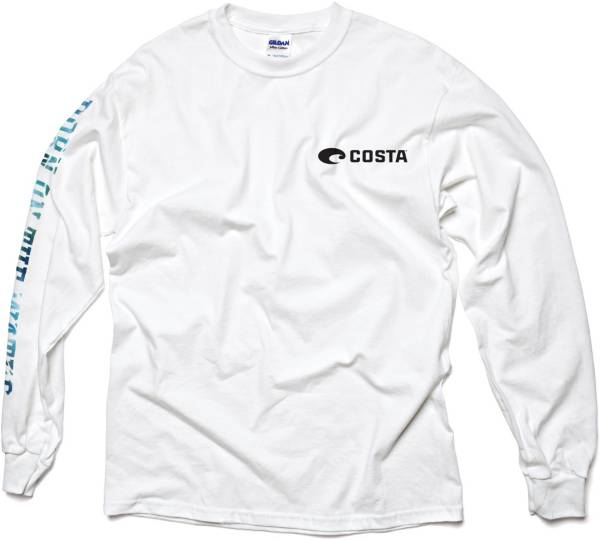 Costa Del Mar Men's Born on the Water Long Sleeve T-Shirt product image