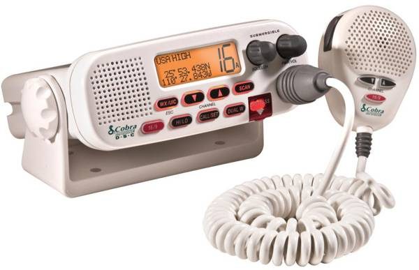 Cobra 25 Watt Class-D Fixed Mount VHF Radio product image