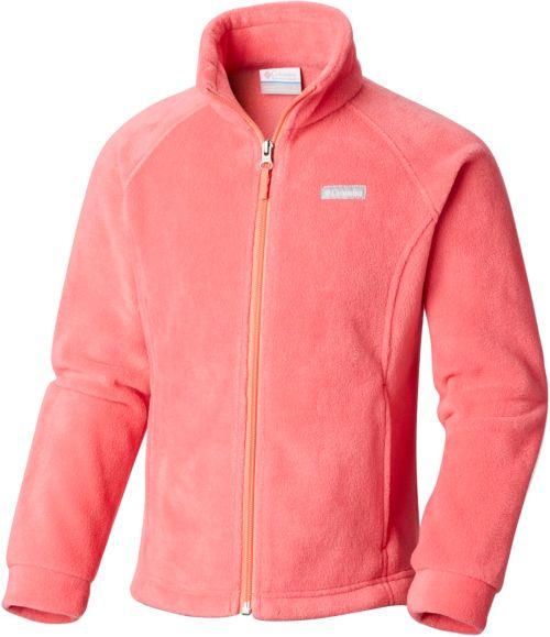 5b1bc1a74 Columbia Girls  Benton Springs Fleece Jacket