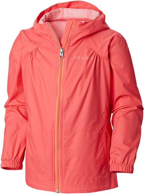 56f9dc3bf736 Columbia Girls  Switchback Rain Jacket