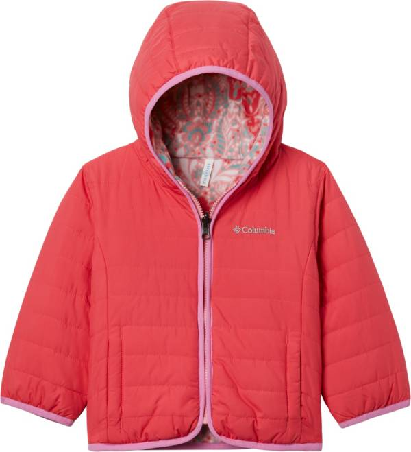Columbia Toddler Girls' Reversible Double Trouble Insulated Jacket product image