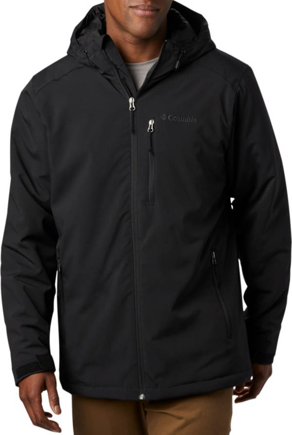 Columbia Men's Gate Racer Softshell Jacket (Regular and Big & Tall) product image