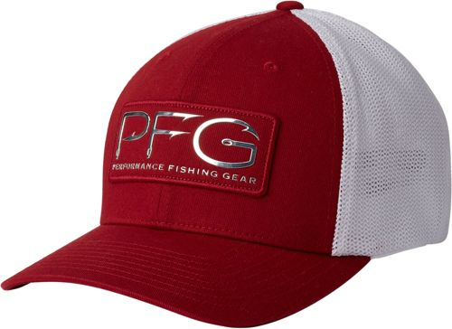 9c7a43f4a4c Columbia Men s PFG Mesh Ball Cap