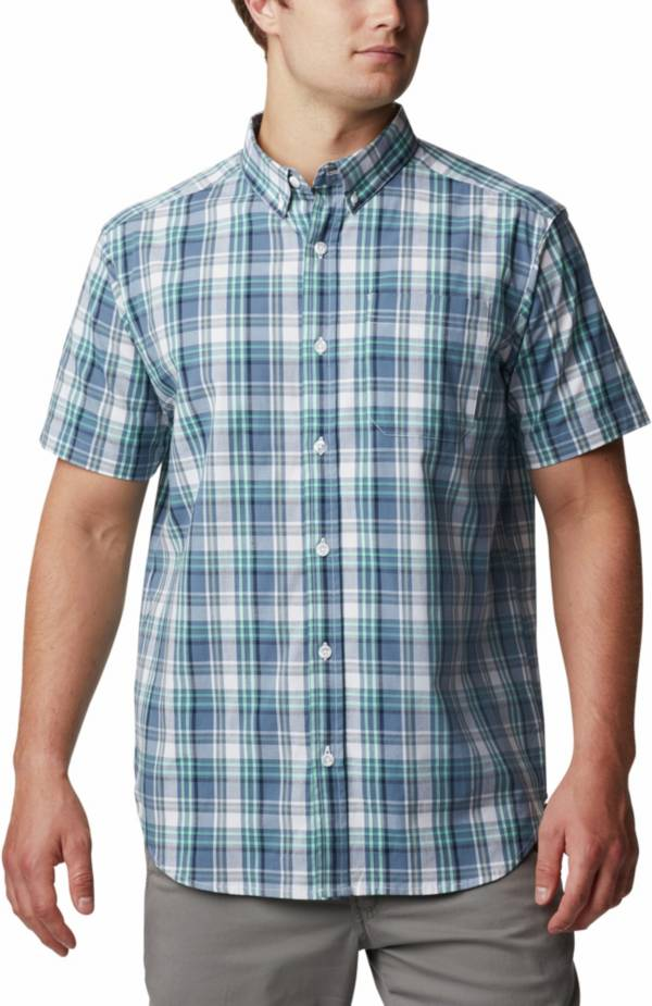 Columbia Men's Big & Tall Rapid Rivers II Short Sleeve Button Down Shirt product image