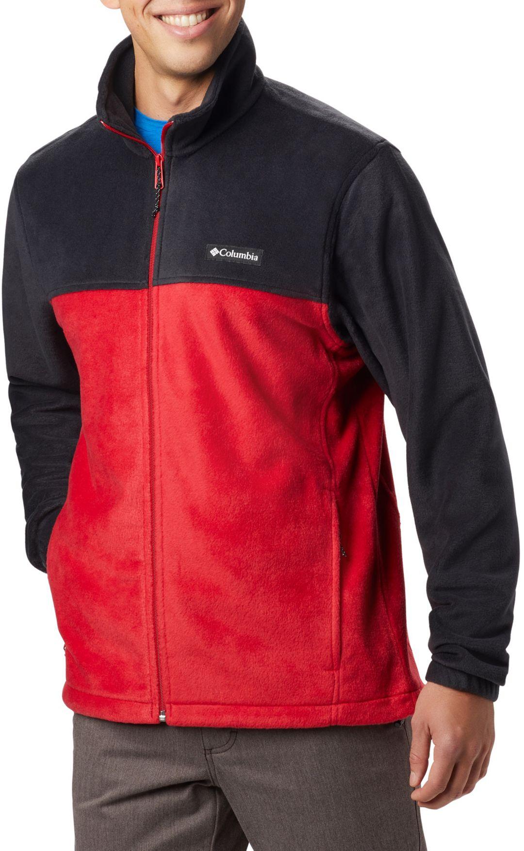 491789023 Columbia Men's Steens Mountain Full Zip Fleece Jacket