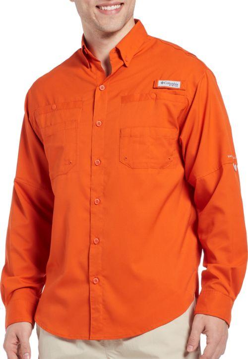 Columbia Men s PFG Tamiami II Long Sleeve Shirt. noImageFound. Previous 1a981d67bc67