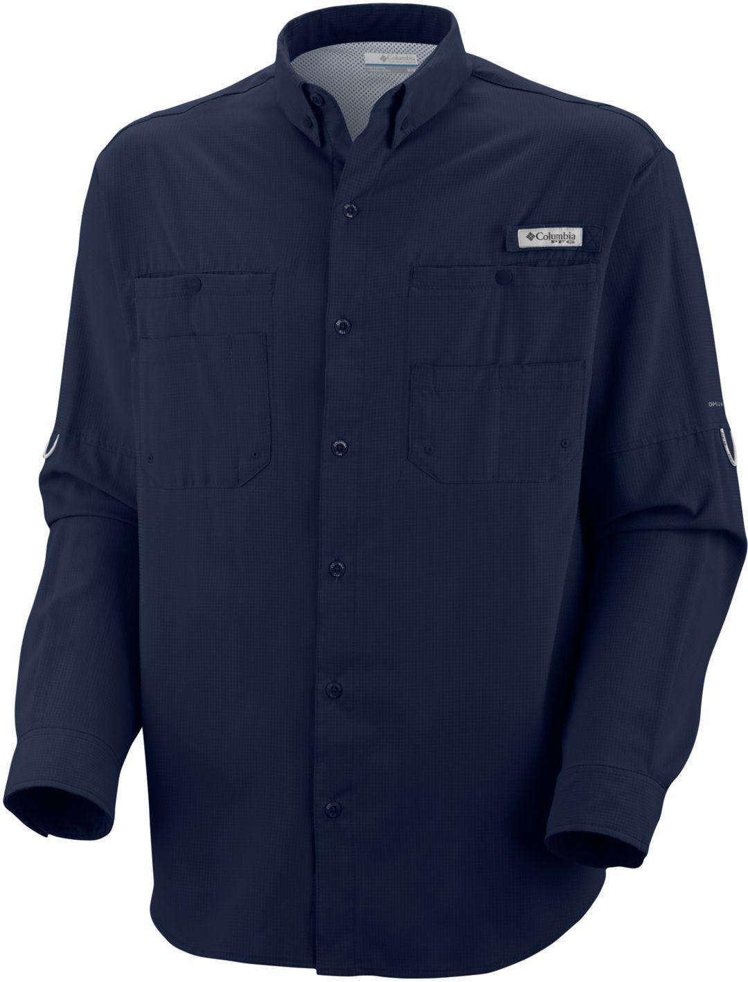 e844bc21 Columbia Men's PFG Tamiami II Long Sleeve Shirt. noImageFound. Previous