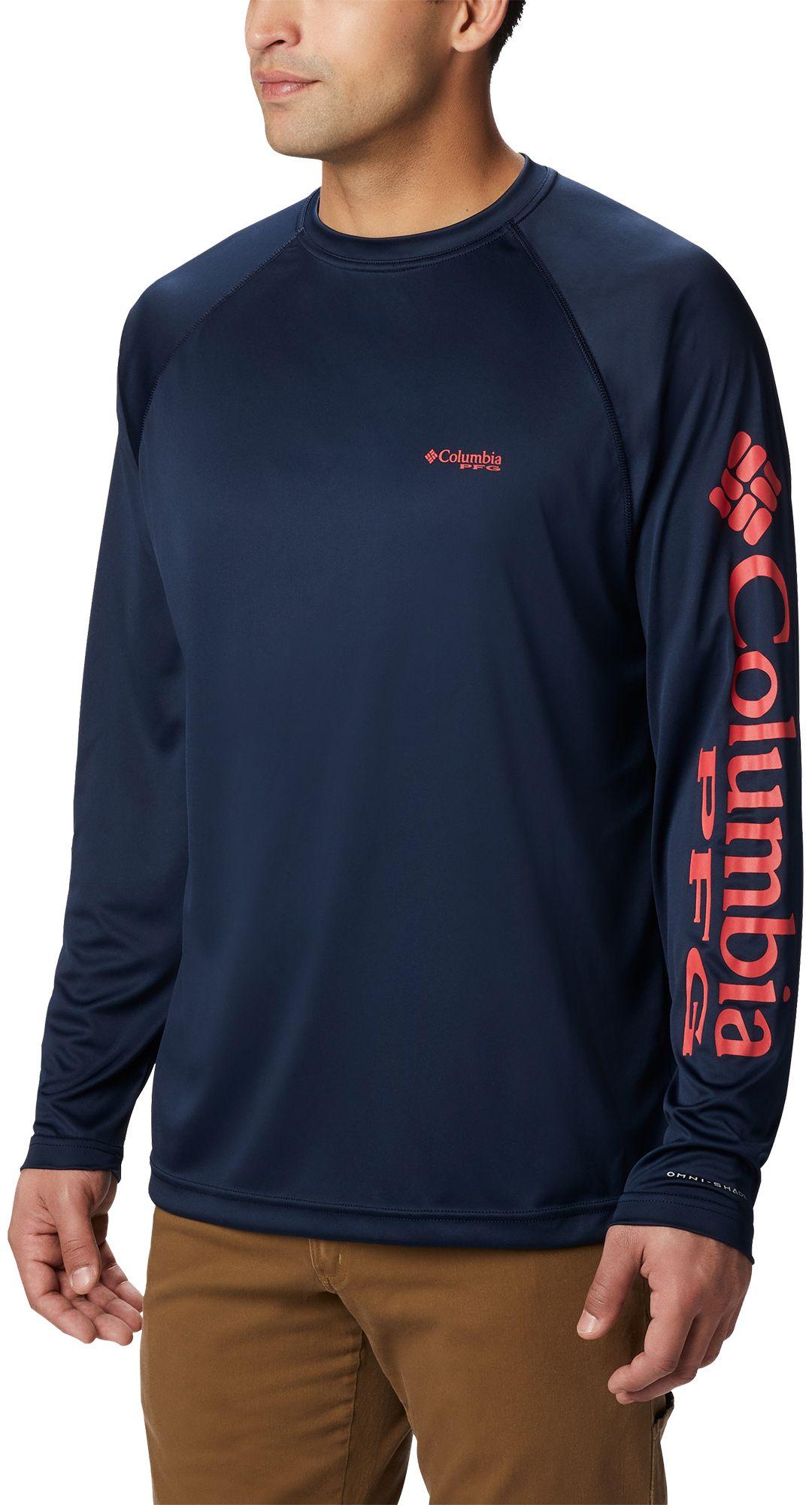 be706628ab Columbia Men's PFG Terminal Tackle Long Sleeve Shirt