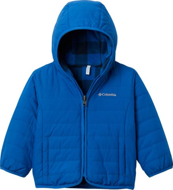 Columbia Toddler Boys' Reversible Double Trouble Insulated Jacket product image