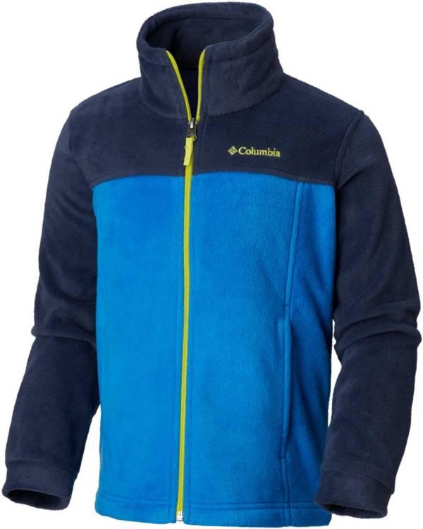 Columbia Boys' Toddler Steens MT II Fleece Jacket product image