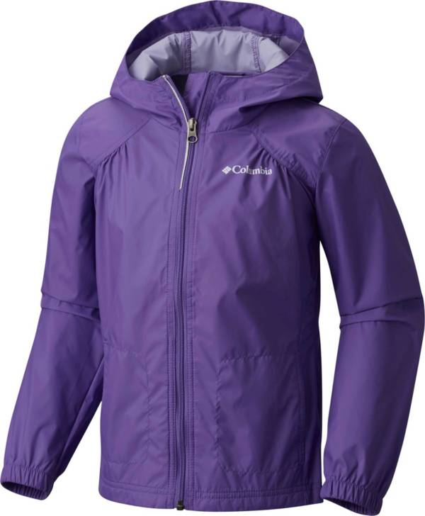 Columbia Toddler Girls' Switchback Rain Jacket product image