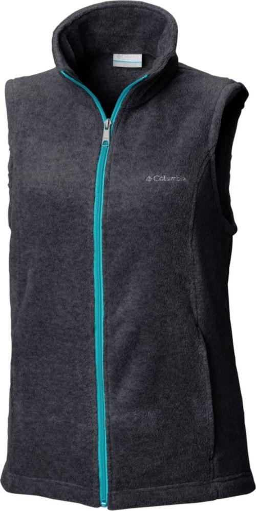 0b6b5f657e42 Columbia Women s Benton Springs Fleece Vest
